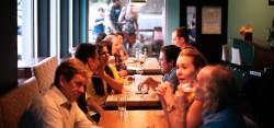 Los restaurantes madrileños prevén que la campaña de navidad se cierre en enero con una mejora del 2% - La Viña