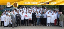 Arranca la Liga de Cocina Euroanchoas de ACYRE Madrid - La Viña