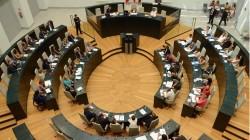 LA VIÑA defiende a la hostelería madrileña ante el Pleno del Ayuntamiento de Madrid - La Viña