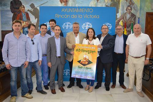 Presentación de la Feria de la Tapa de Rincón