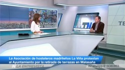 El Ayuntamiento rectifica la prohibición de terrazas en las fiestas del 2 de mayo y permite su instalación ante la protesta de LA VIÑA - La Viña