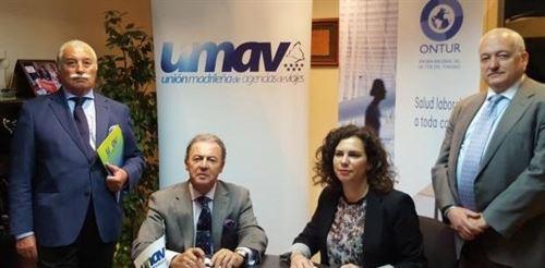 Unav firma un acuerdo de colaboración con Activa Mutua/Ontur