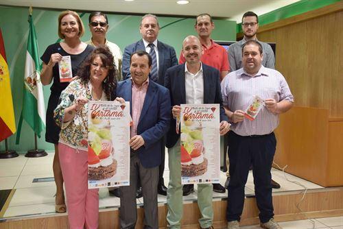 Ruiz Espejo y alcalde de Cärtama Gallardo presentan IV Ruta Tapa y Cóctel