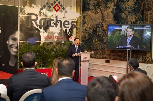 Les-Roches-International-Forum-TalebRifai