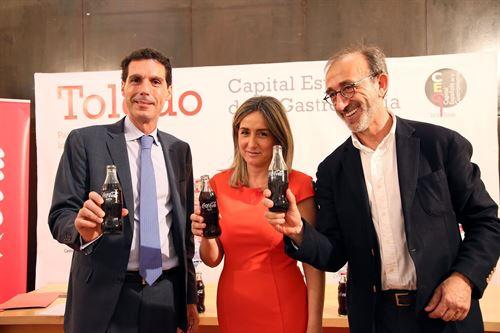 Tolón Coca Cola