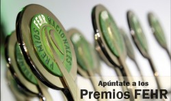 Toledo será la sede de la X edición de los Premios FEHR - La Viña