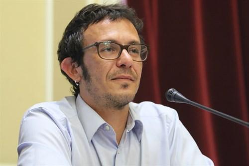 José María González (PCSSP), alcalde de Cádiz