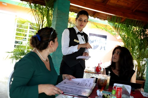 Empleo, camarero, hotel